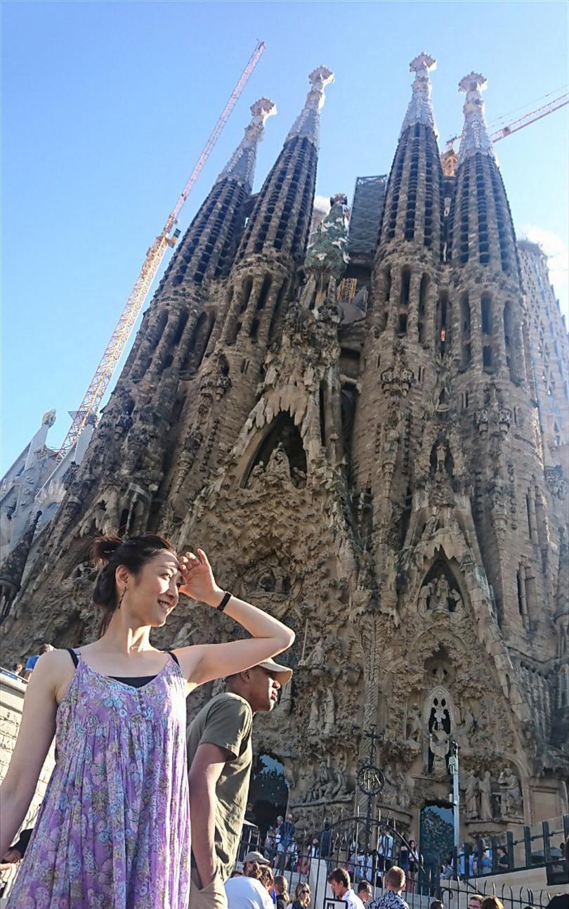 ヨーロッパ旅行記①~バルセロナ編_1_7