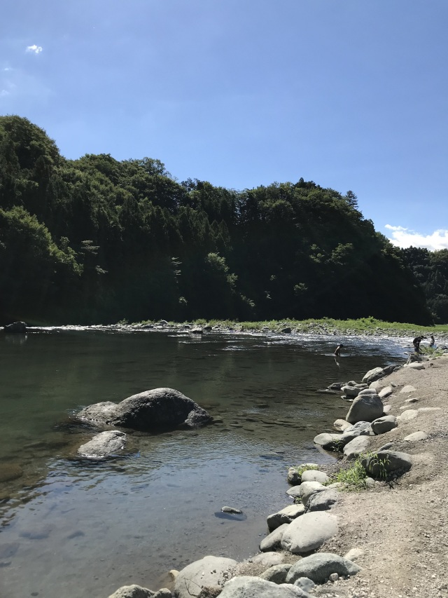 自然を満喫!BBQに川遊び・・・デイキャンプデビュー♡_1_1-2