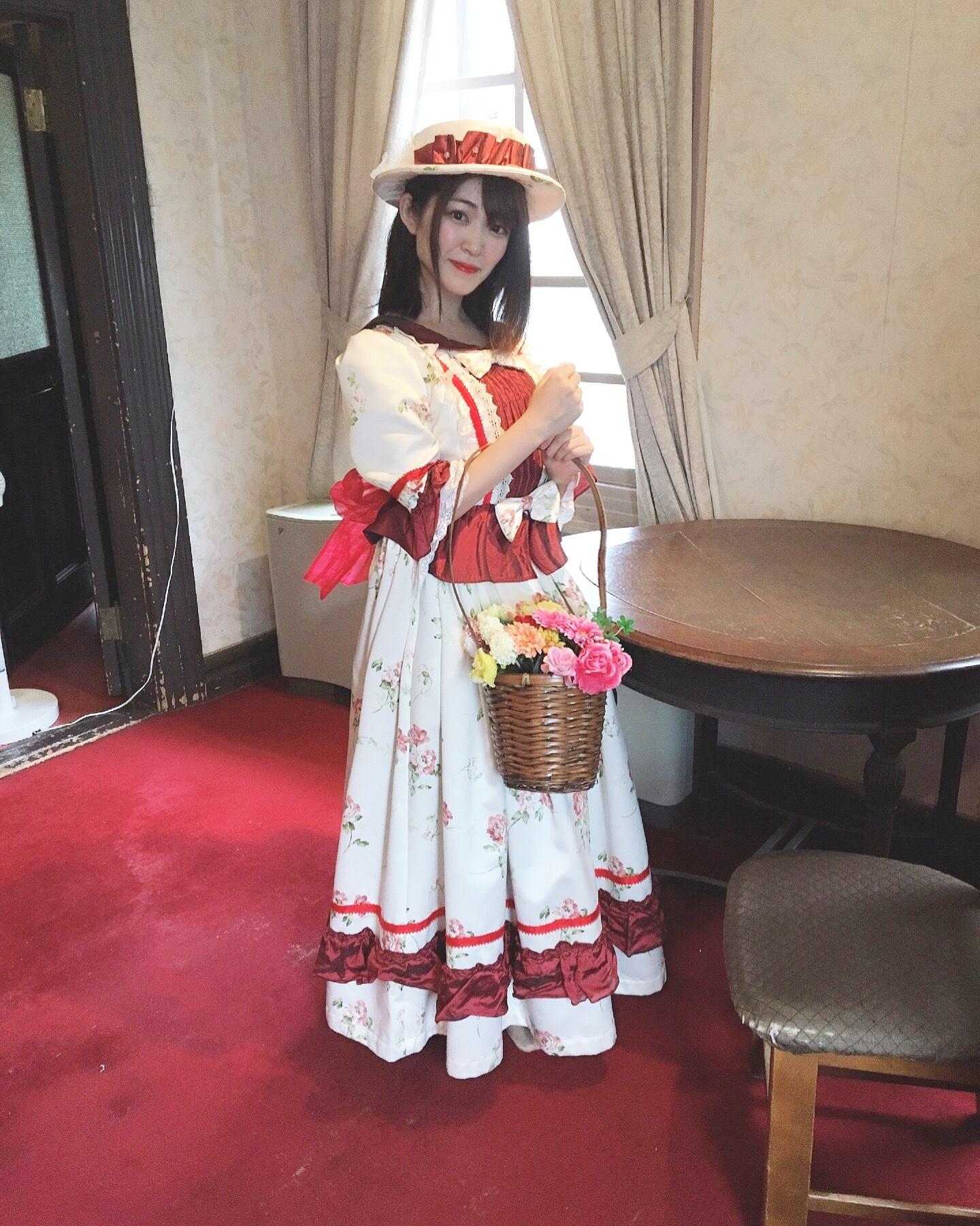 【グラバー園】高級ドレスが1000円で借りれるって神♡_1_3