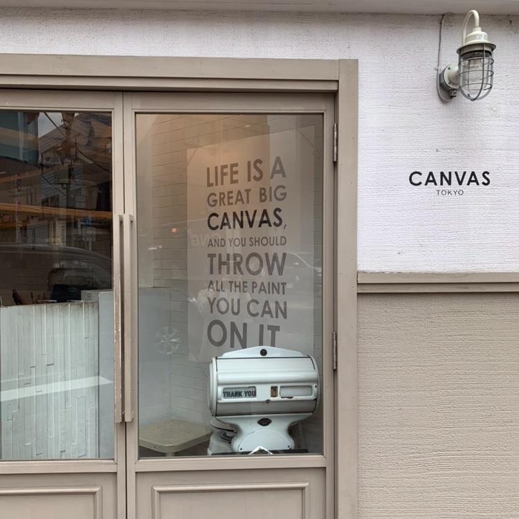 広尾カフェ【Canvas Tokyo❤︎】_1_1