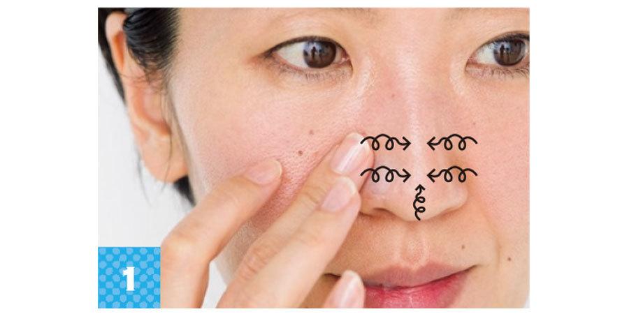美鼻を作るカモフラメイク2_2