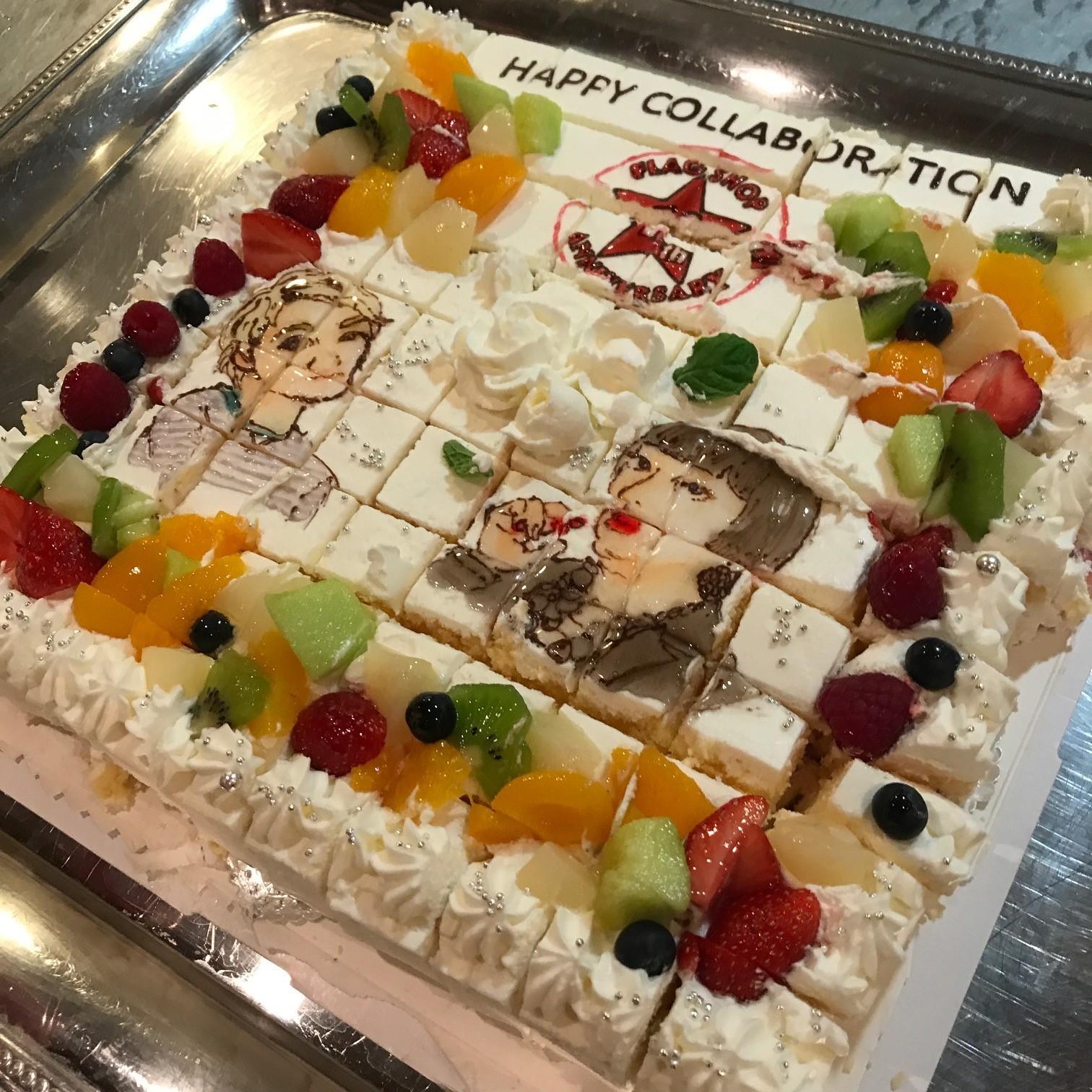 集英社 FLAG SHOP(フラッグショップ)10th anniversary party!!_1_2-1