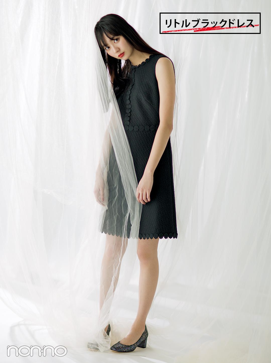 運命の一着。ケイトスペードのリトルブラックドレス【優愛のおしゃれ定番図鑑】_1_1