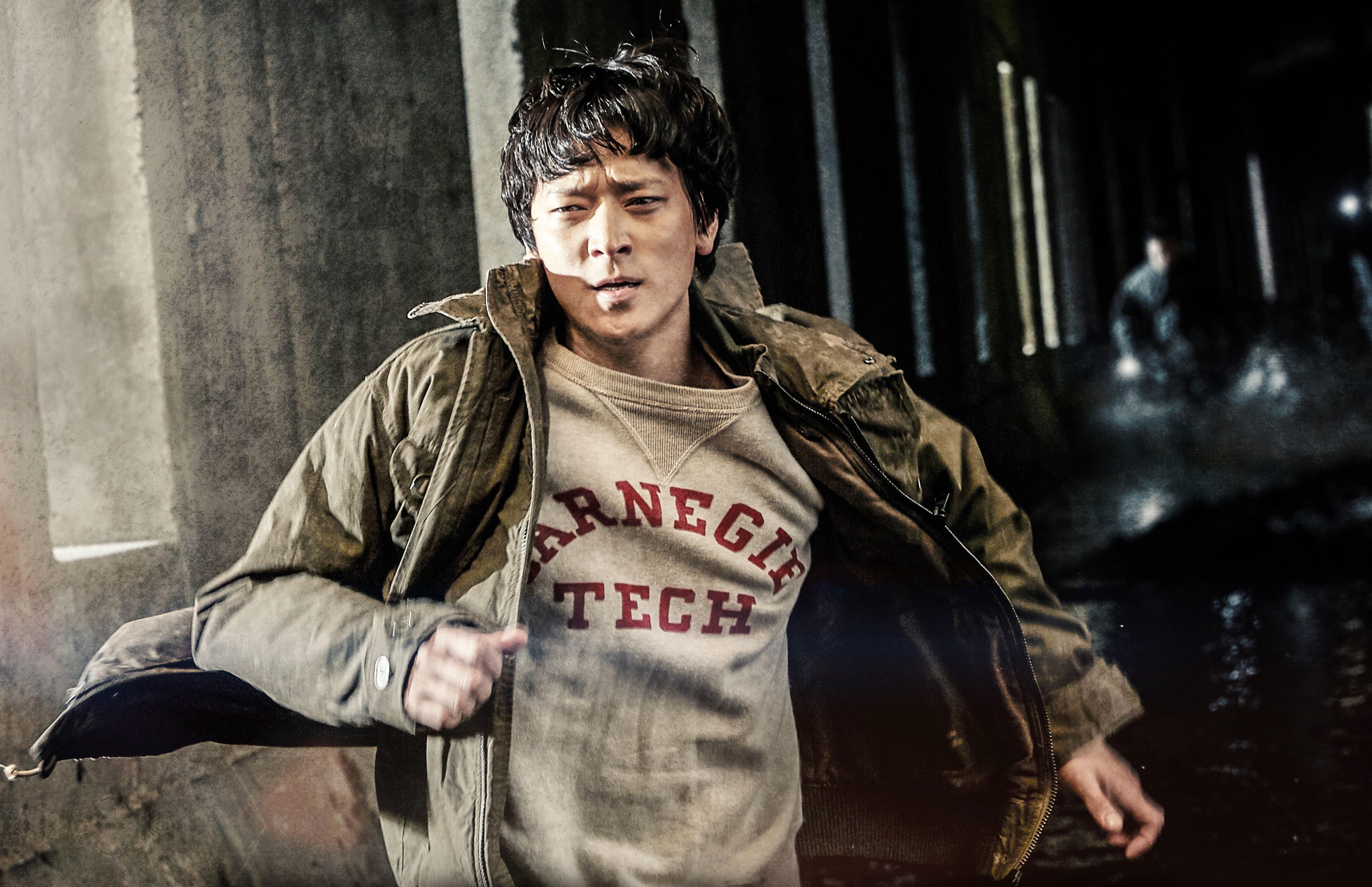 映画『ゴールデンスランバー』のカン・ドンウォンさん降臨!_1_2-1