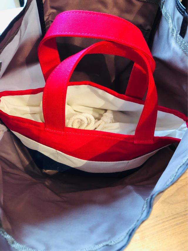 「EFFE BEAMSたためるワンショルダーバッグ」毎日使えます♪_1_2-2