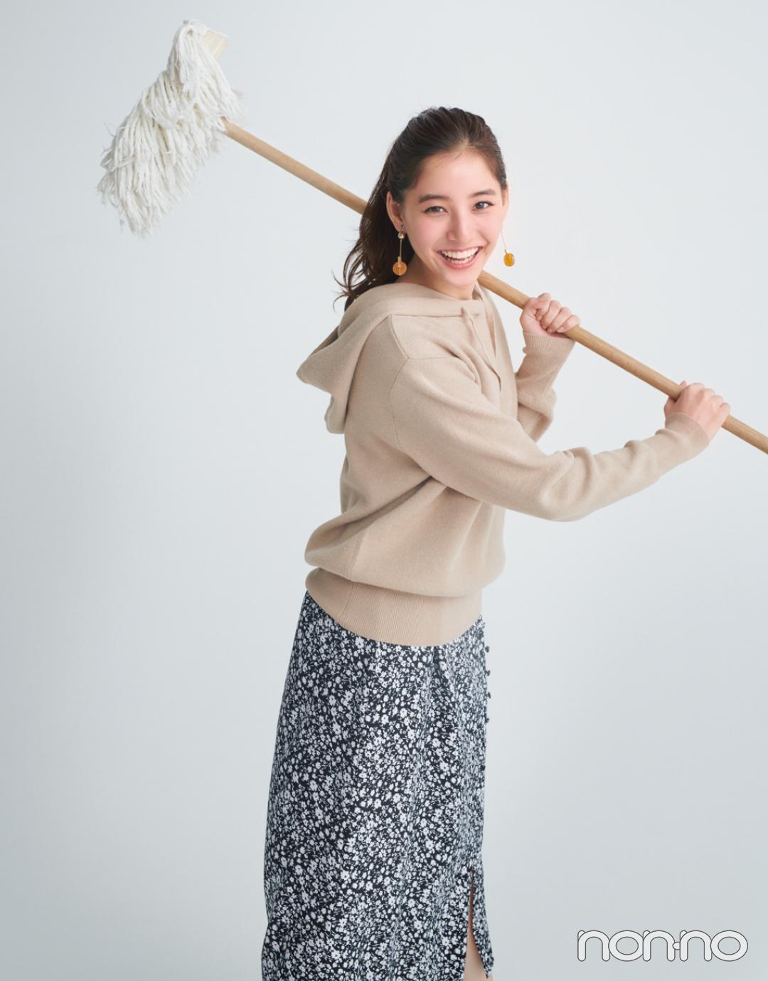 新木優子主演・恋とニットの物語、大学時代の「君」編【ニットを着るなら、エモいほう。vol.3】_1_4