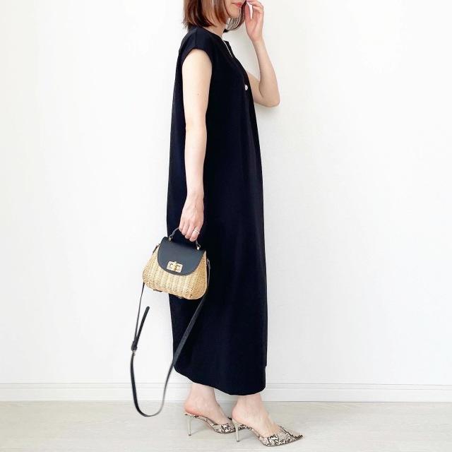 初夏に欲しい!リネンライクジャケット【tomomiyuコーデ】_1_7