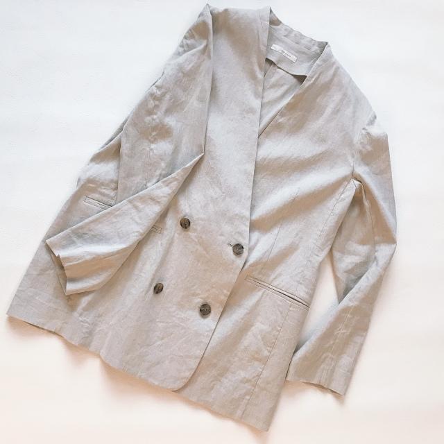 日常の中で着られるジャケット♡私の間違いない1着は【Plage】です。_1_2