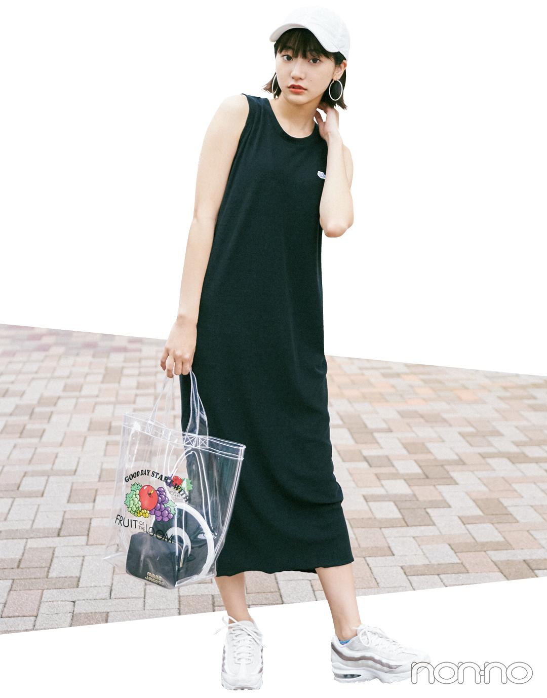 楽で可愛い旅服、きれい色ワンピの選び方etc.…ノンノモデルが夏コーデの悩みにお答え!_1_2-4