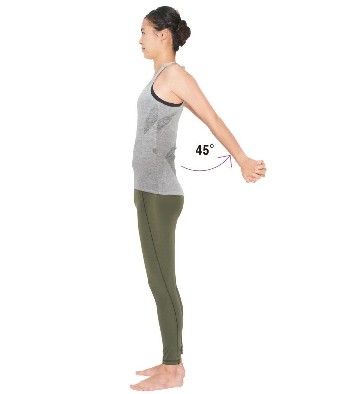 """基本の3ステップ""""肩甲骨はがし""""で、ガチガチ肩甲骨を柔軟に【キレイになる活】_1_2-3"""
