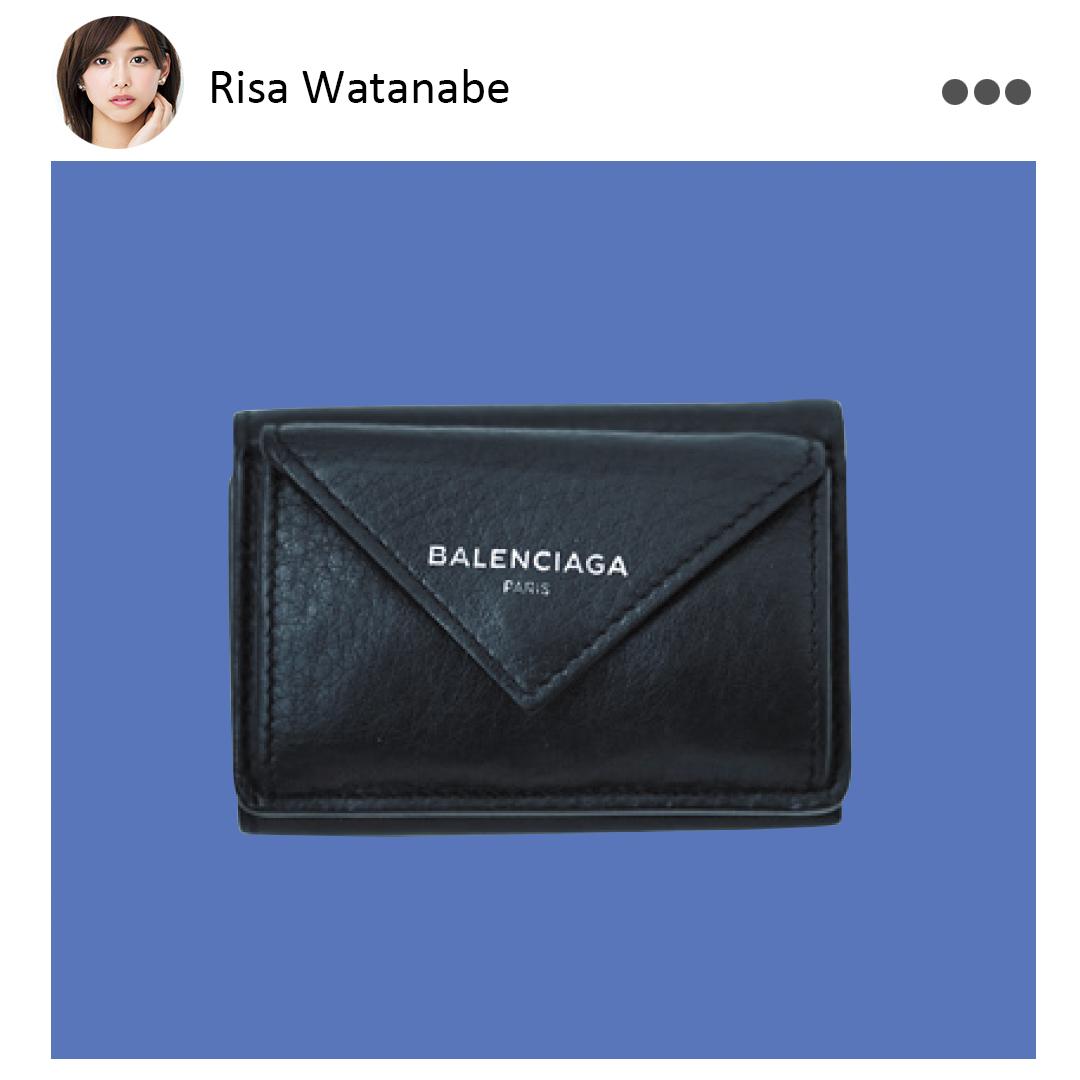 モデルって、どのブランドのミニ財布持ってるの?【モデルの私物】_1_2-7