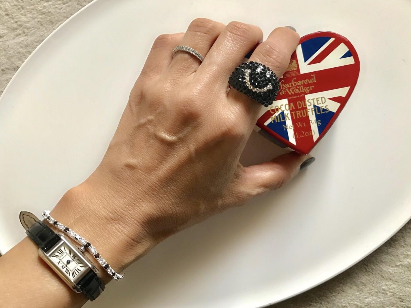 遊び心のあるリングがお気に入り♡_1_3