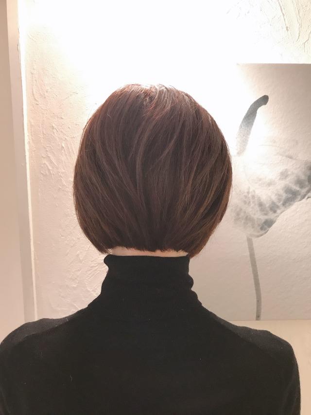 【髪型】アラフォーになってショートにしました_1_3