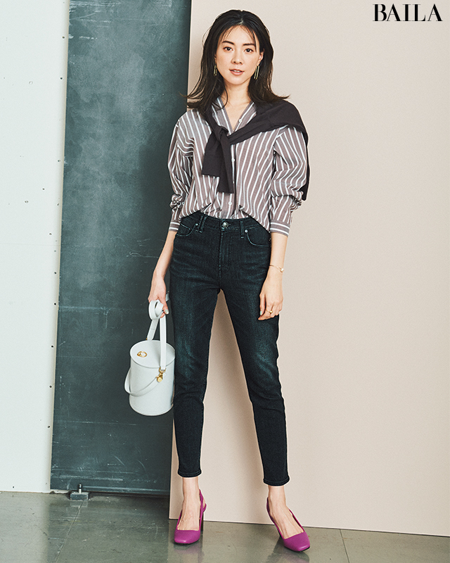 【男性ウケ抜群】アラサー的・夏のモテるファッション30コーデ!_1_35