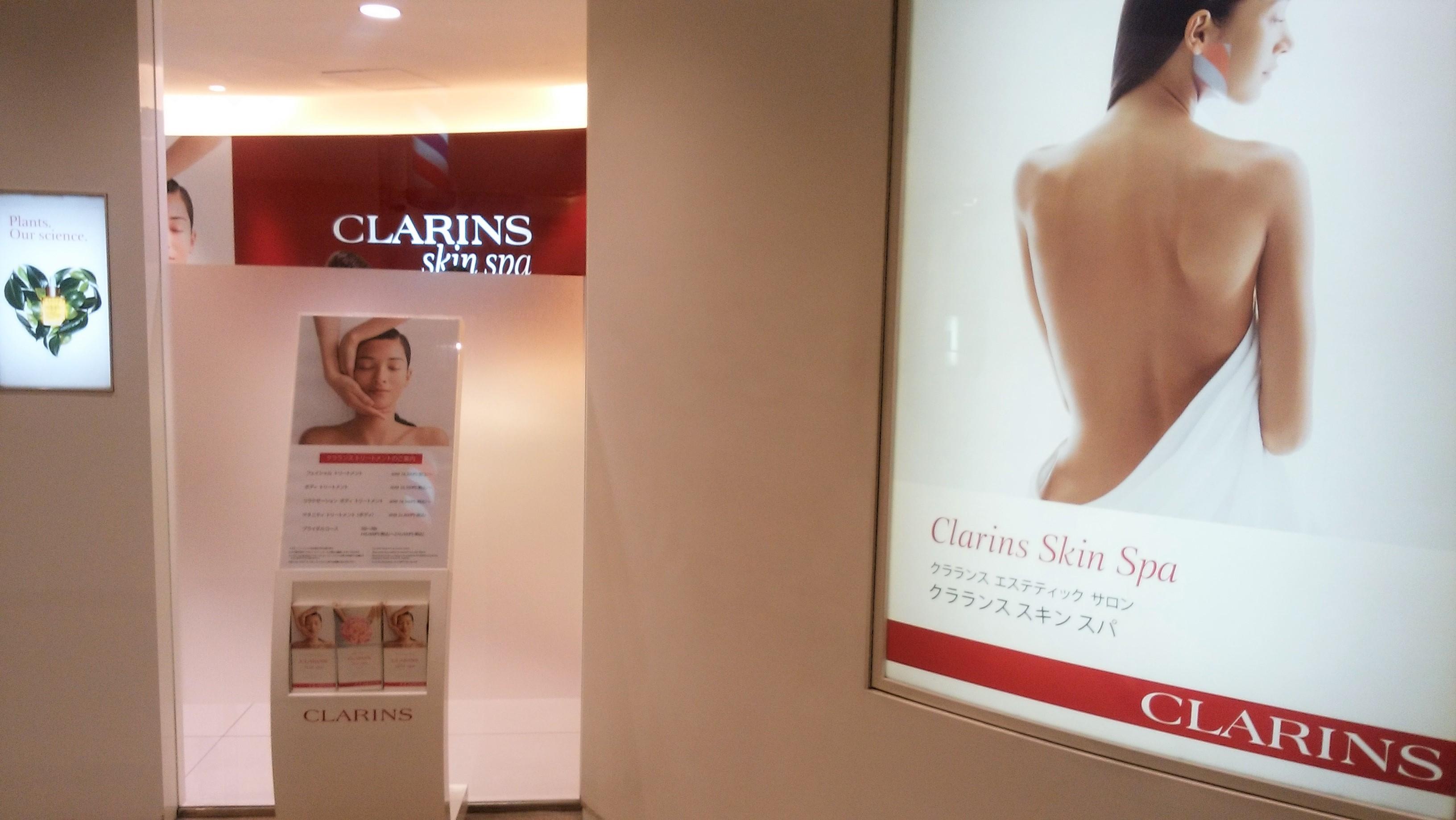 「CLARINS skin spa」 で夏のお肌のお手入れ♡_1_1-2