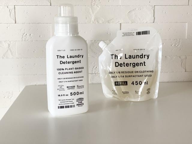 【THE(ザ)】これ一本で完結!エコで環境にも肌にも優しい洗濯洗剤_1_1