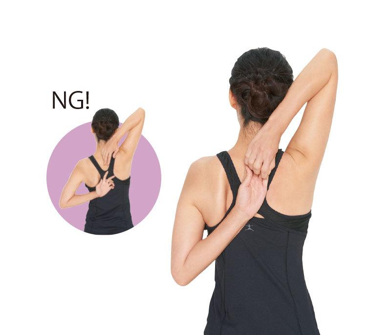 肩こりや四十肩は、 ガチガチ肩甲骨が原因!【キレイになる活】_1_2-2