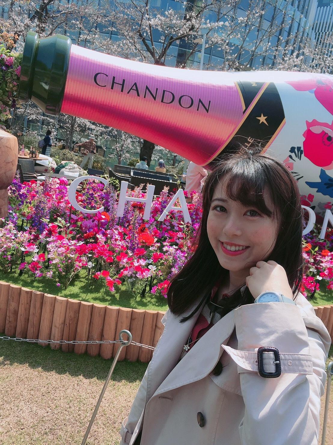 4/14まで♡東京ミッドタウンでお花見_1_3