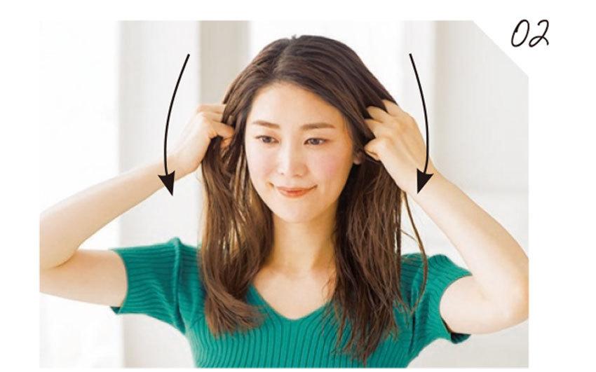 【あなたはどっちの髪質?】雨の日、アラフォーの髪がまとまらない理由とは? _1_24