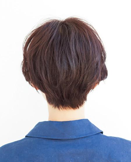 マッシュショートを今っぽくするには、脱・重め!【40代のショートヘア】_1_1-3