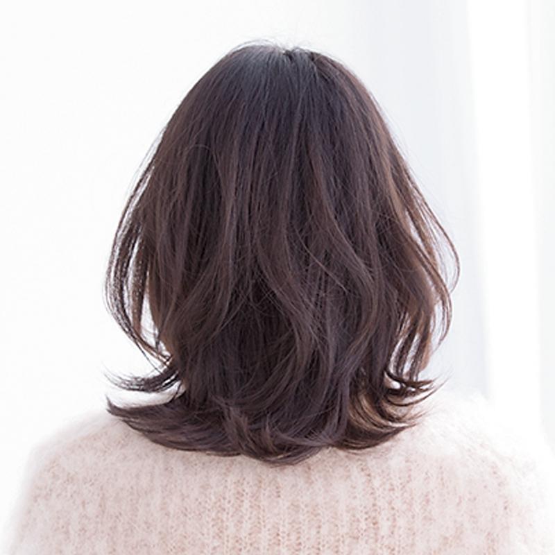40代のミディアムヘアスタイル|2019年間人気ランキングTOP10_1_3