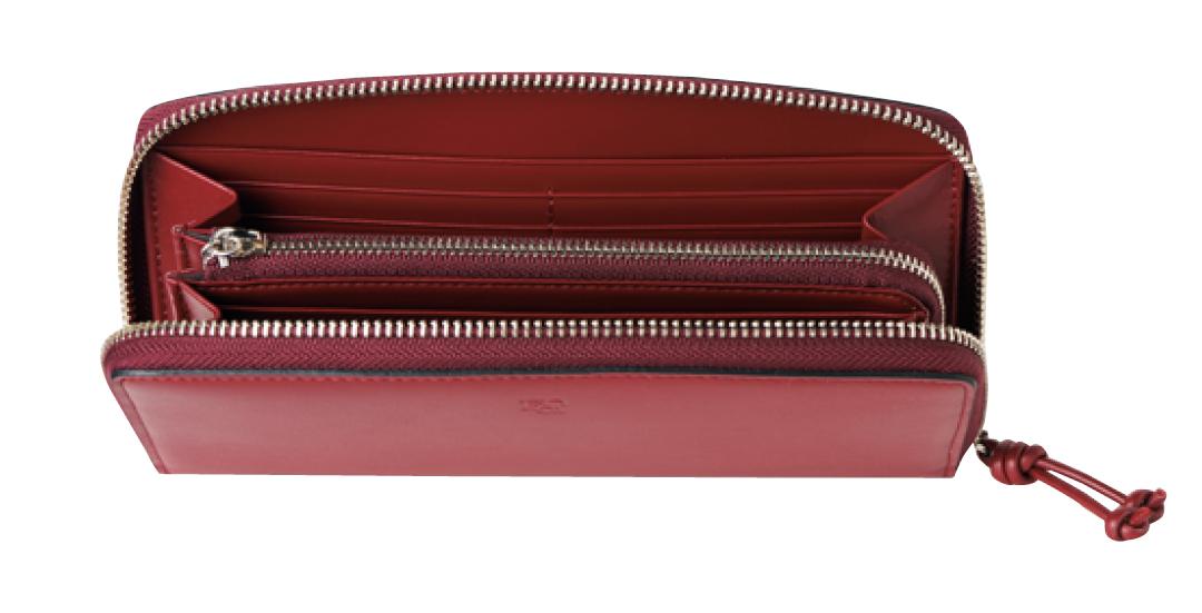 長財布派必見! 薄くて機能的な最新財布はコチラ♡【水晶玉子さんの2020年開運アドバイスつき】_1_5