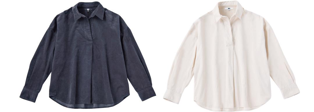 ユニクロのトップス★ 絶対買いの表ヒットはこの2つ&裏ヒットにメンズ服が浮上!_1_8