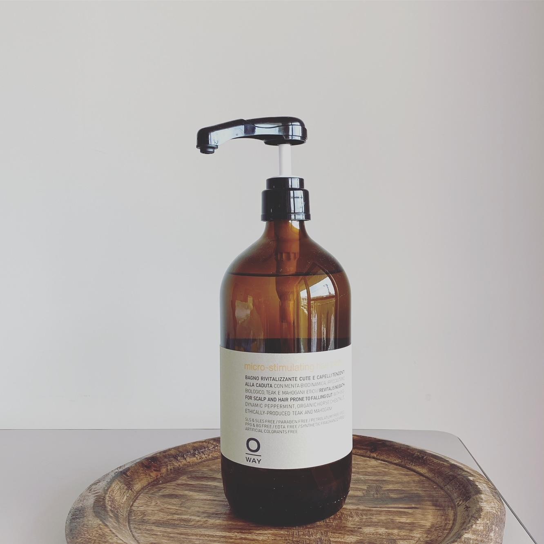 シャンプー/rolland O-WAY micro stimulating hair bath