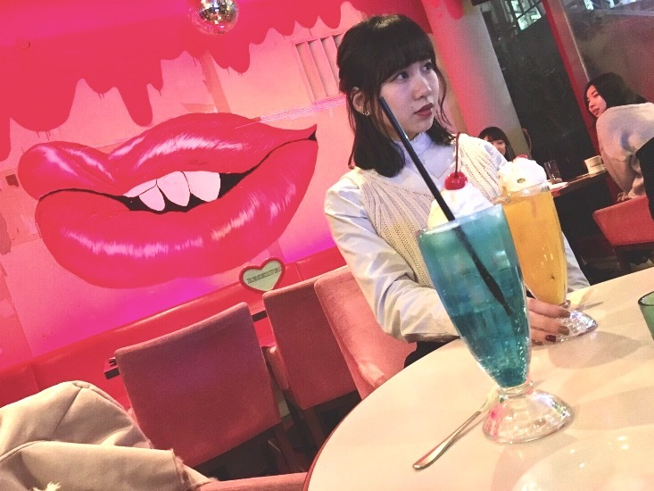 あのアイドルの ジャケット写真 や MV でも使われた cafe flamingo ˚✧₊⁎_1_4