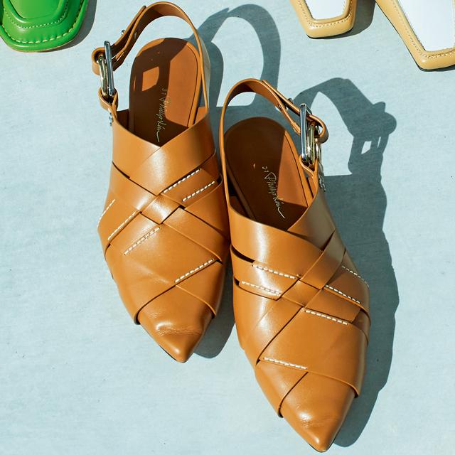 3.1 フィリップ リム 甲深靴