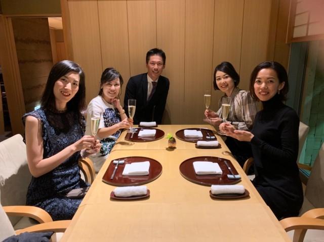ウェスティンホテル東京・日本料理【舞】で秋の女子会ディナー_1_2