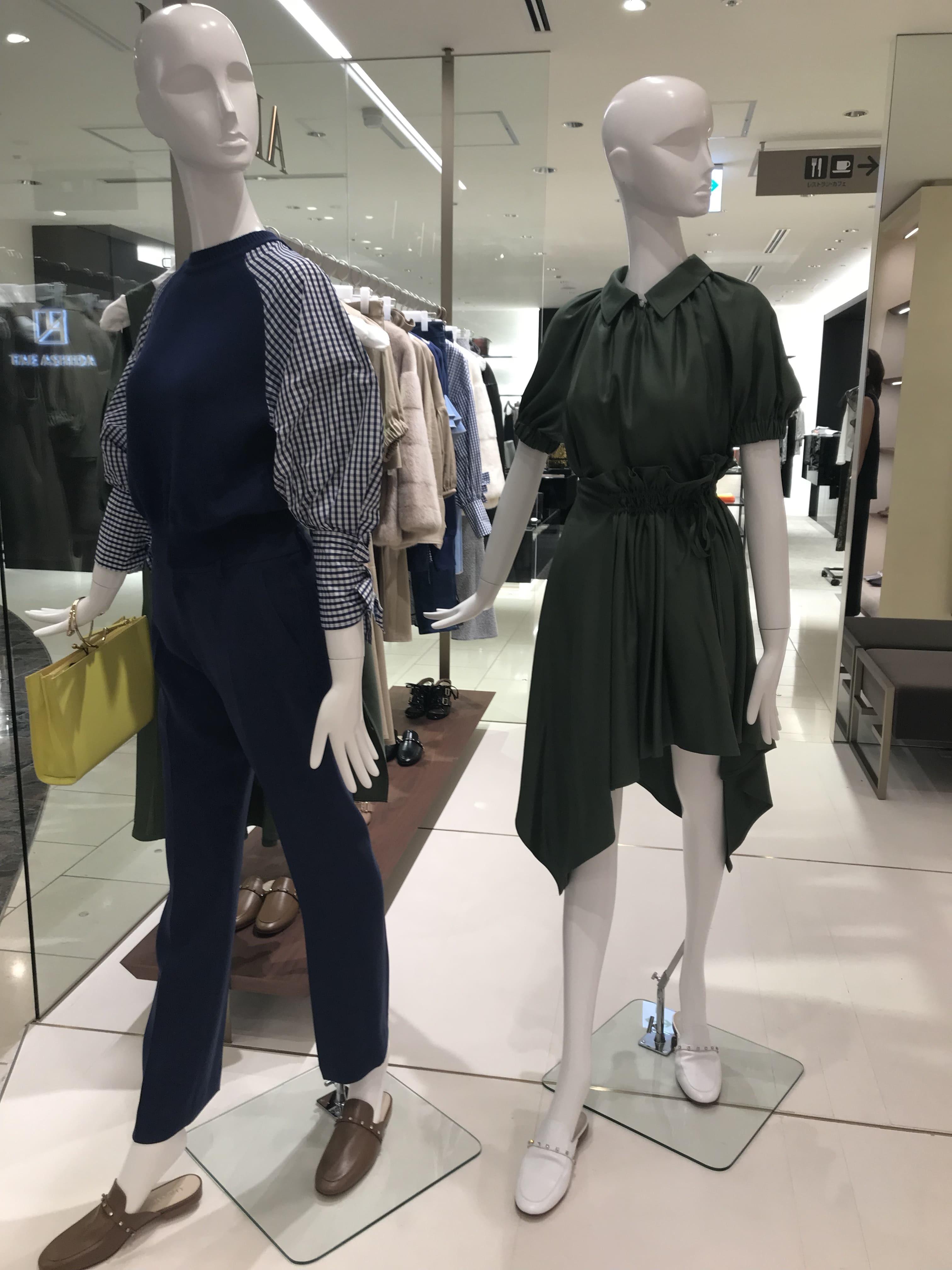 伊勢丹新宿店のFOXEY ADEAM ISETANでミックススタイルを楽しんで_1_6
