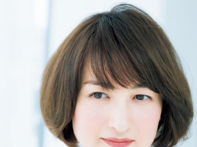 つぶれやすい髪質は前髪から