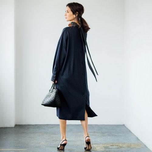 スタイリスト森慶子さん別注! いつでも素敵に見える、エクラ世代のための服_1_2
