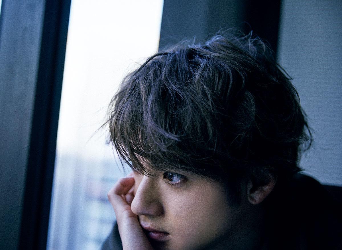 山田裕貴【マリソル ・オム】1