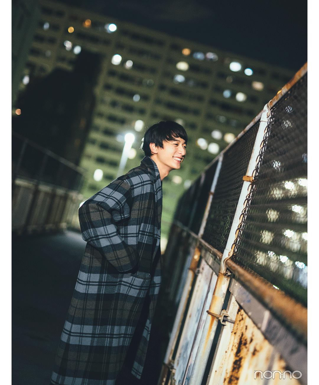 今月の彼氏 小関裕太(こせきゆうた)|non-no(ノンノ)2020年2月号