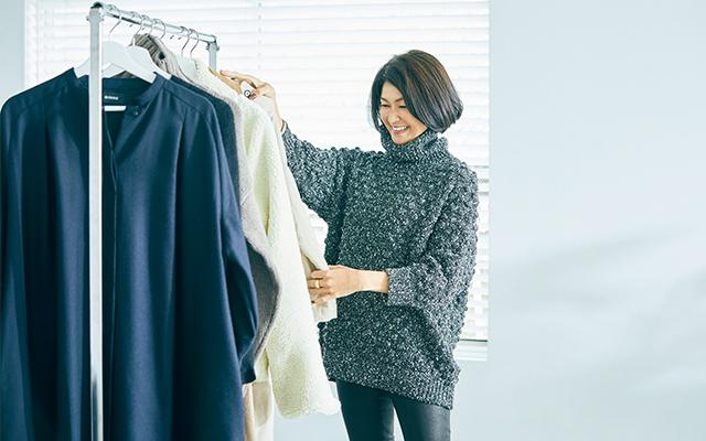 """""""作り置き""""派の松井陽子さん"""
