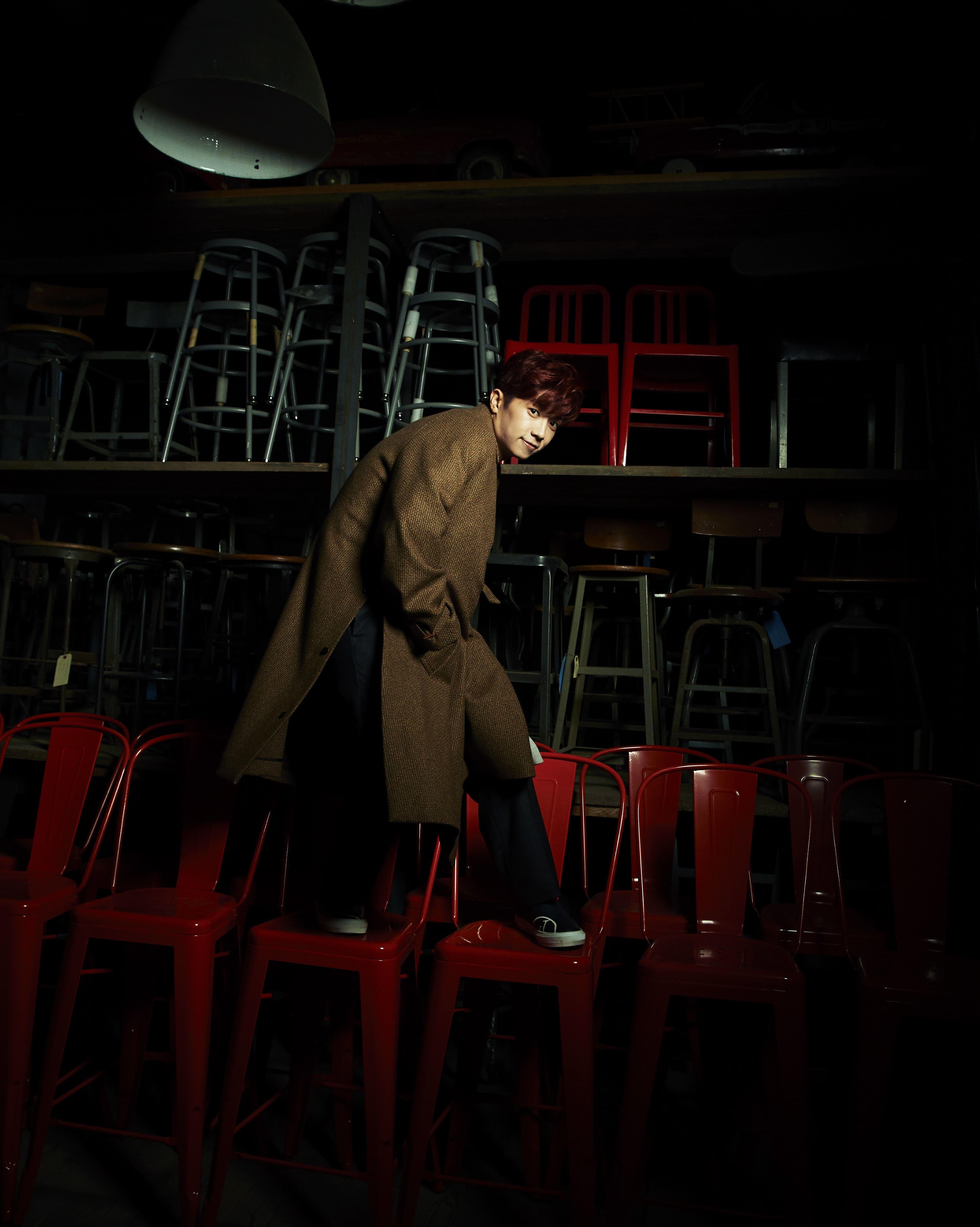 1月号掲載 ウヨン(WOOYOUNG(From 2PM))インタビュー「アイドルとしての覚悟」まであと3日。その内容は?_1_1
