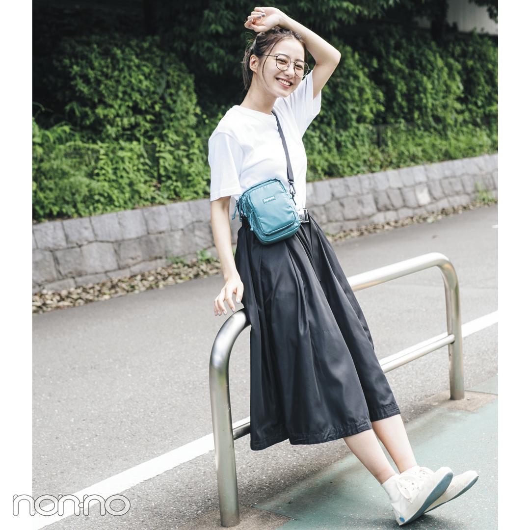 渡邉理佐も私服で登場★ノンノ専属モデルの夏の旅行コーデをのぞき見♡ _1_1-3