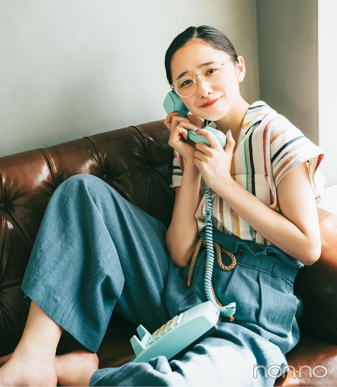 堀田真由&福原遥の「あの子はおしゃれライバル」【vol.2】_1_2