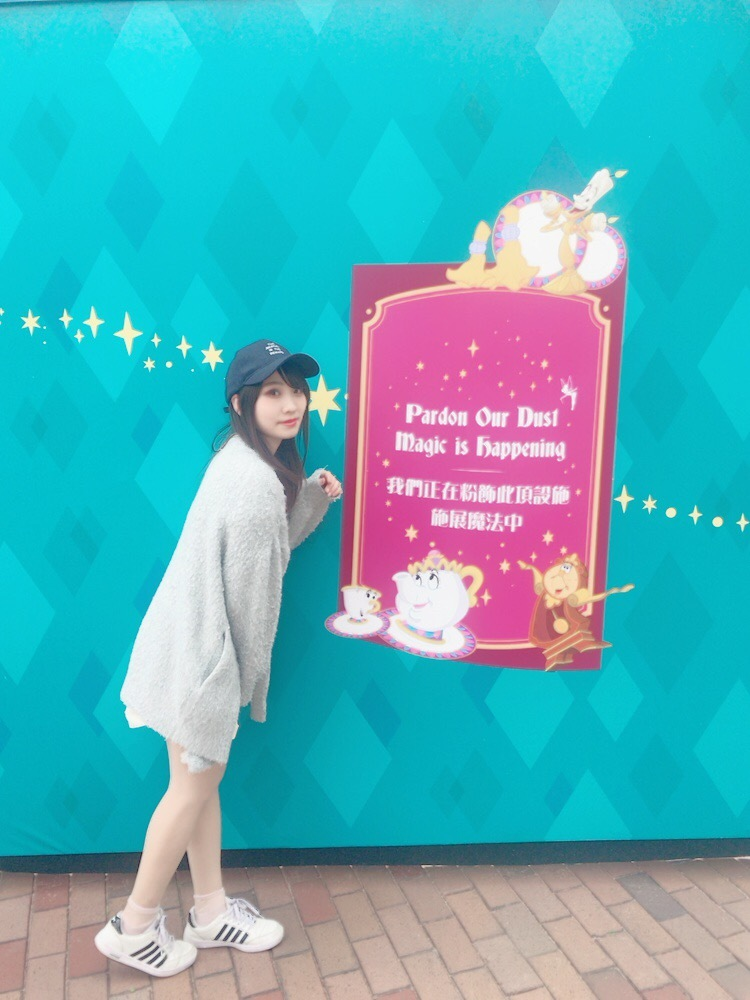 アトラクションは5分待ち!?香港ディズニーランドに行ってきました♡【日本にはないグッズやアトラクションも!】_1_5