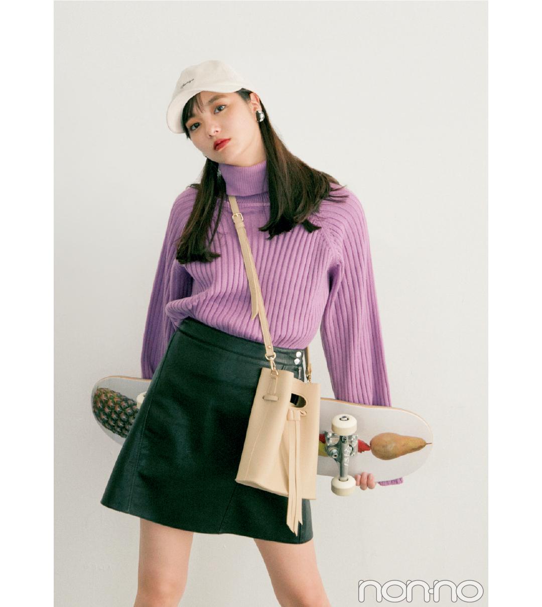 今ドキ韓国ファッション、ちょっぴりレトロなシブ色が来てる!_1_2-1