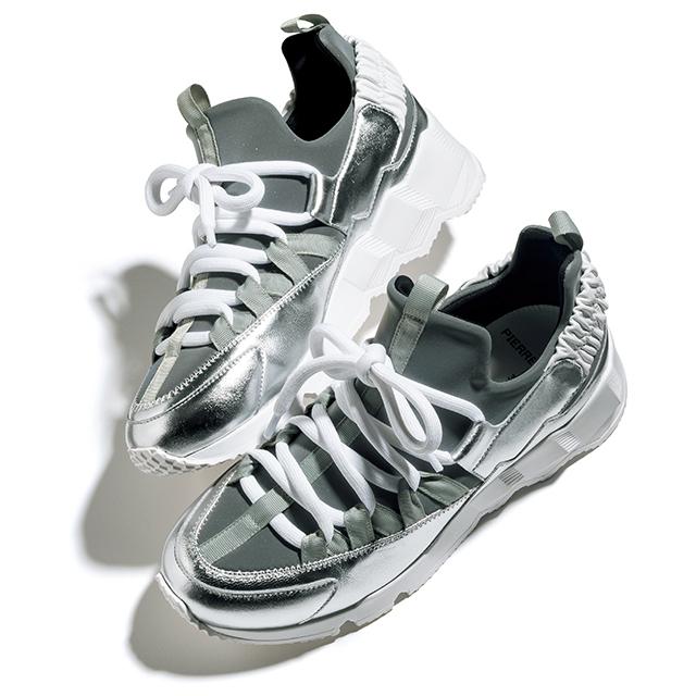 靴「Trek Comet」¥79,200/ピエール アルディ 東京(ピエール アルディ)