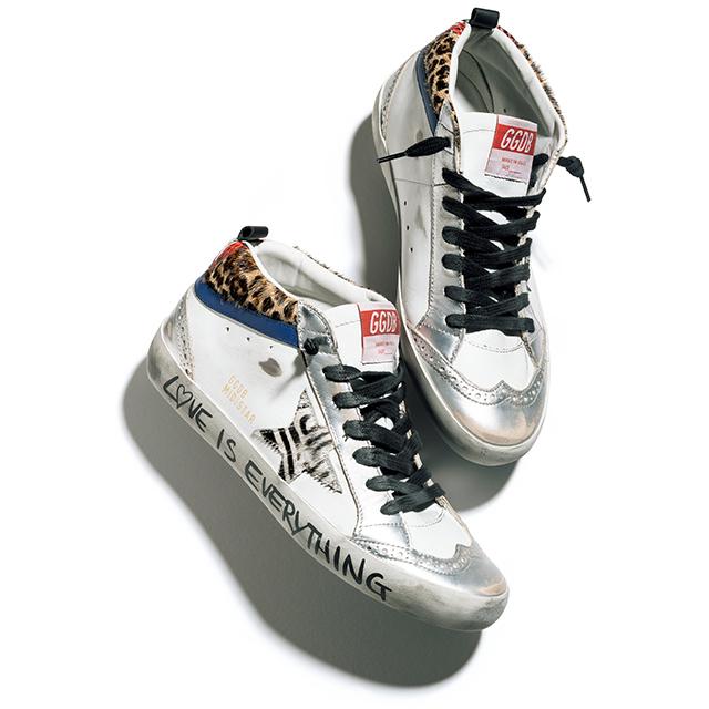 靴¥77,000/ゴールデン グース 東京店(ゴールデン グース)
