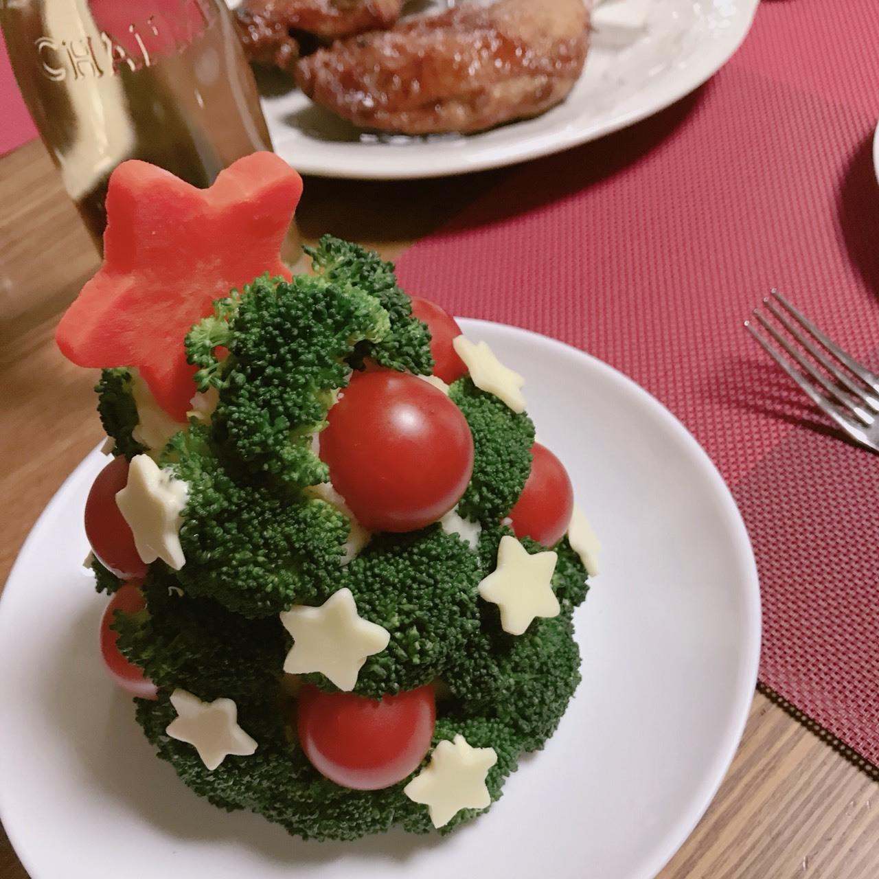 おうちで簡単クリスマスパーティー♡_1_2