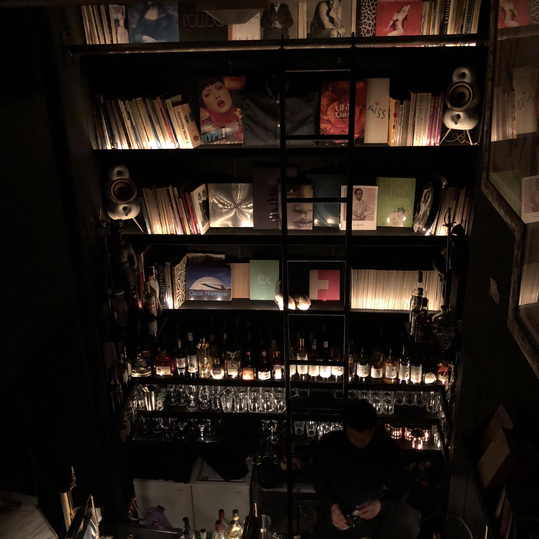 "Vol.53♡【デート向け】深夜の図書館バー""Library Lounge THESE(テーゼ)""_1_5"