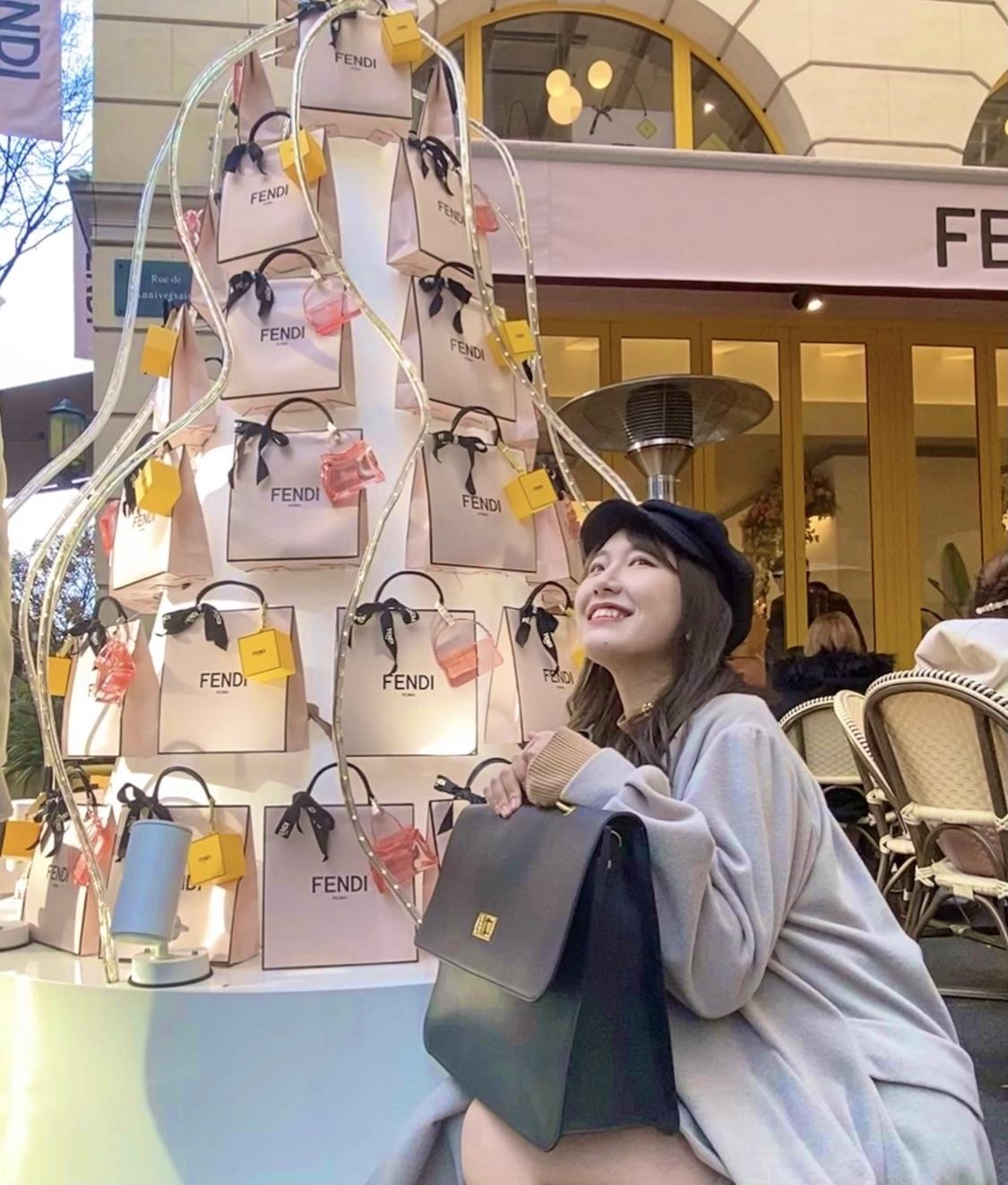 【表参道】FENDIコラボカフェが可愛すぎた❤︎_1_2