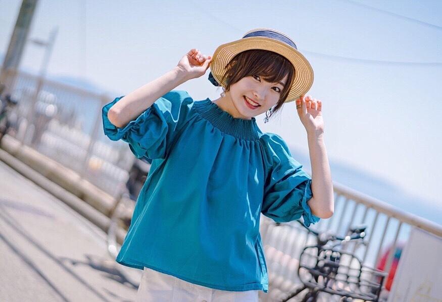 春夏のトレンドアイテム〈カンカン帽〉♪*゚_1_3
