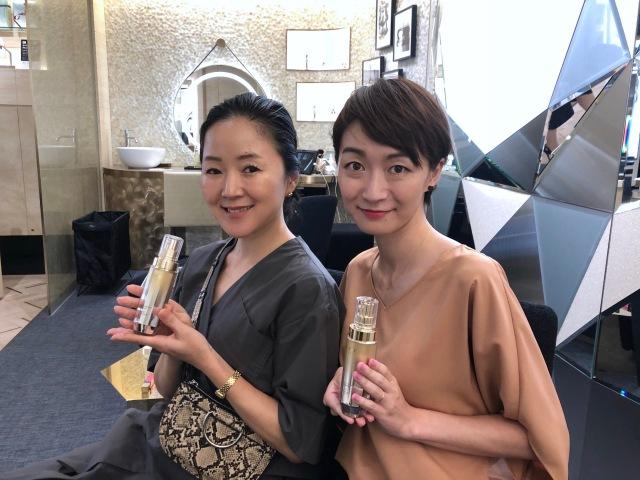 クレ・ド・ポー ボーテ 話題の美容液体験へ!_1_9