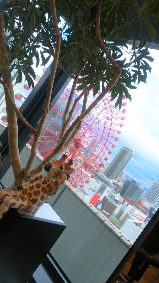 懐かしい大阪も、だいぶ変わりましたね♪